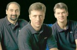 I 3 astronauti Italiani.jpg