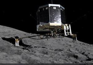 Satellite Rosetta