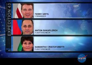 La Soyuz con Samantha Cristoforetti atterra nel Kazakistan