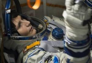 Cristoforetti, ultimo tweet dallo spazio