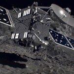 Sonda Rosetta su cometa, fine missione