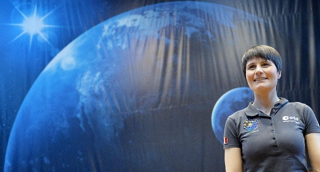 Samantha guiderà ISS, 1a donna europea